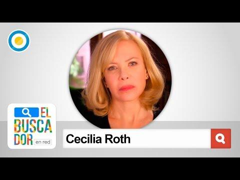 Cecilia Roth en #ElBuscador en Red