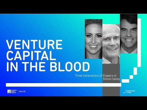 CHM Live | Venture Capital in the Blood