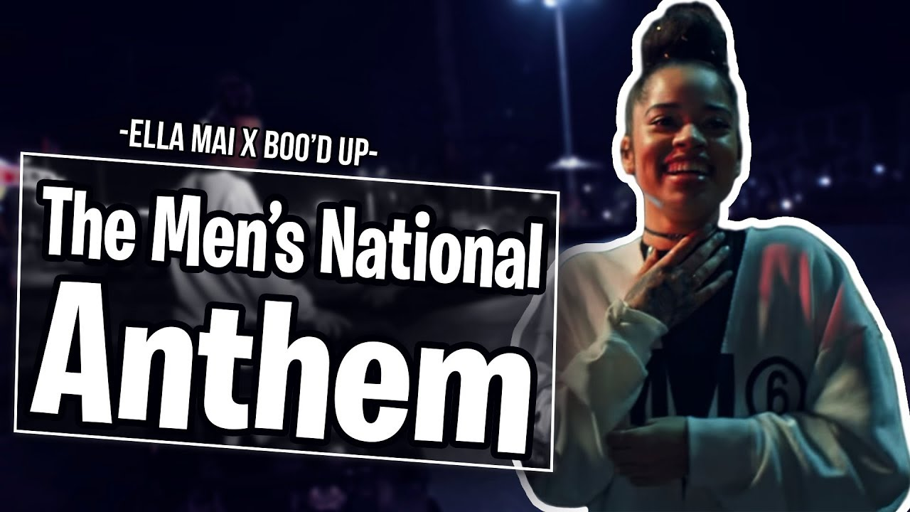How Boo'd Up Became The Men's National Anthem