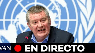 DIRECTO: Sesión de preguntas y respuestas de la OMS