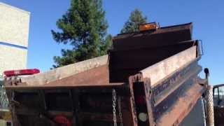 1987 International S1600 5 Yard Dump Truck for sale