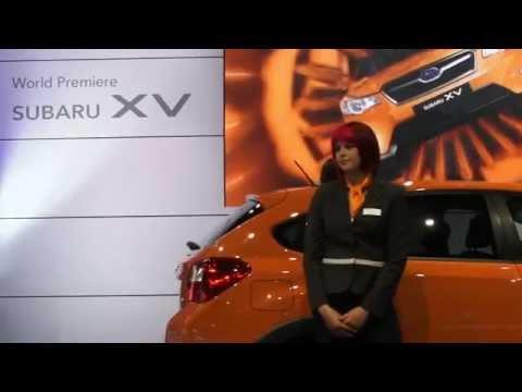 Subaru XV 2011 launch