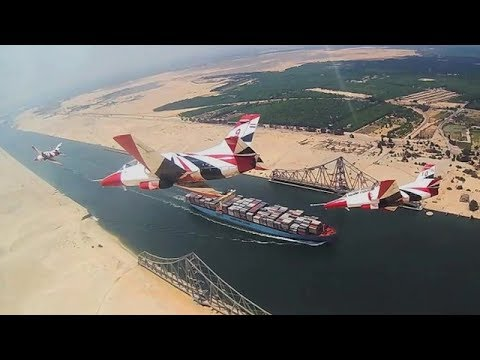 The Suez Canal : Best Documentary