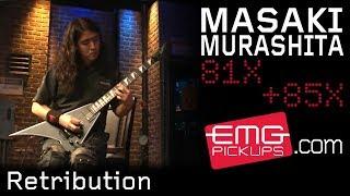 Masaki Murashita performs