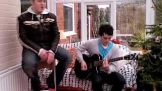 Video The Script - The man who can't be moved (acoustic) Cover - Scott and Ben- Official Music video download MP3, 3GP, MP4, WEBM, AVI, FLV Agustus 2018