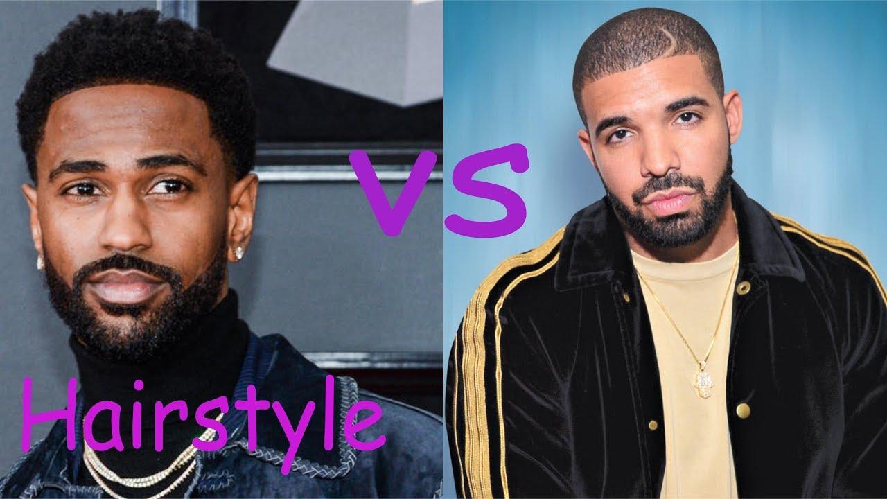 Big sean hairstyle vs Drake hairstyle (2018) - YouTube