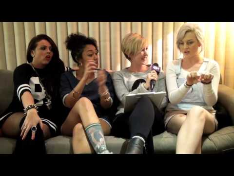 Amy Nickell And Little Mix Turn Agony Aunt