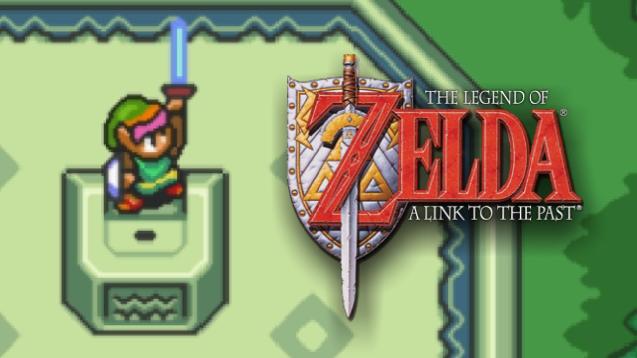Image result for Link to the past