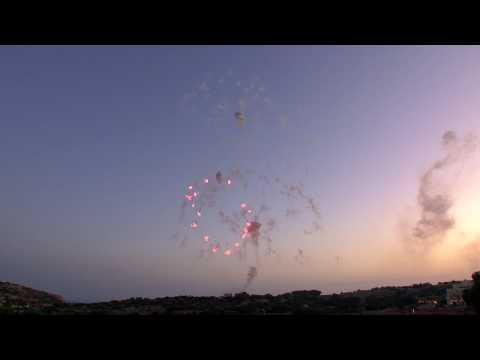 ᴴᴰ Malta Beraq-Fireworks in Mqabba & Qrendi