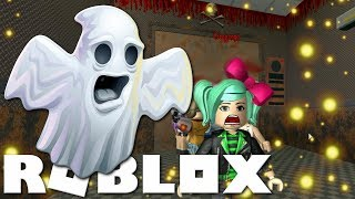 Don't Play This Game on Friday the 13th! Roblox Scary Elevator Halloween Horror SallyGreenGamer