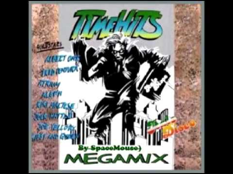 Mixed By SpaceMouse   TimeHits Megamix