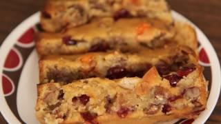 Vegan Fruitcake Recipe - Vegan Christmas Holiday Recipes