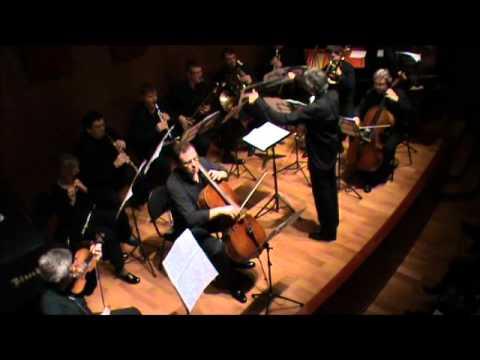 Paul Hindemith. Kammermusik No. 3. Op. 36 No. 2 (1925). Cello Concerto. 4th Movement