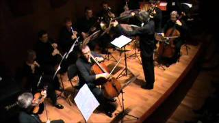 Paul Hindemith. Kammermusik No. 3. op. 36 no. 2 (1925). Cello concerto. 4th movement