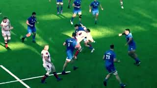 Peter Cooper Rugby Highlights 2020