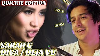 "Sarah Geronimo ""Diva/Deja Vu"" 
