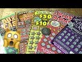 Just won the highest prize. AGAIN. California Scratcher Tickets.