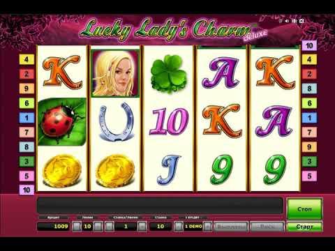 Игровой автомат LUCKY LADY'S CHARM DELUXE 6 играть бесплатно и без регистрации онлайн
