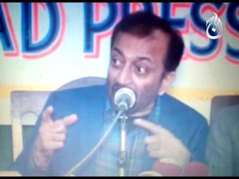 Farooq Sattar press conference at hyderabad press club