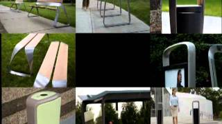 Metro40 Designed By Bmw Group Designworks Usa For Landscape Forms