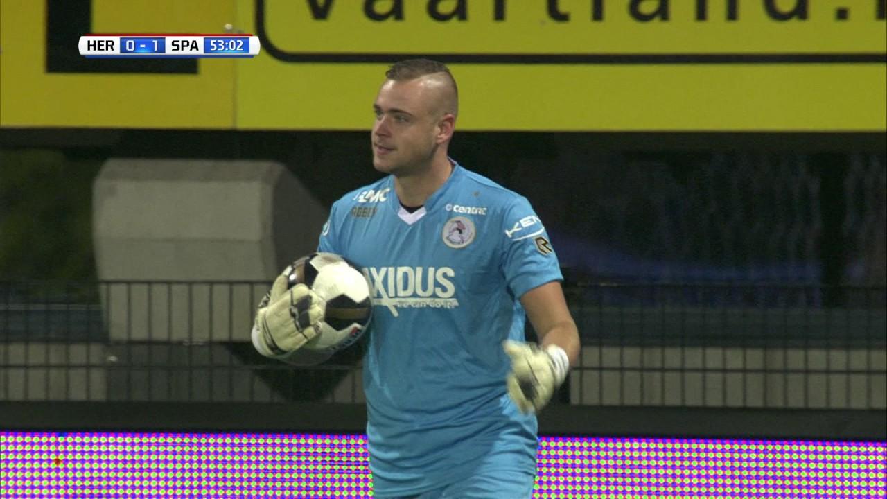 Heracles Almelo - Sparta Rotterdam 2-2 | 29-10-16 | Samenvatting