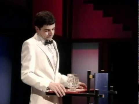 Rowan Atkinson Live  The Good loser  award ceremony with Al Pacino