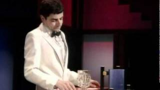 Rowan Atkinson Live - The Good loser - award ceremony with Al Pacino