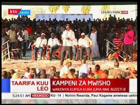 James Orengo ataja majina ya maafisa wa polisi wanaoshukiwa kuhusika katika shambulizi la jana