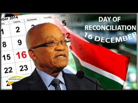 The Day of Reconciliation, 16 December 2014