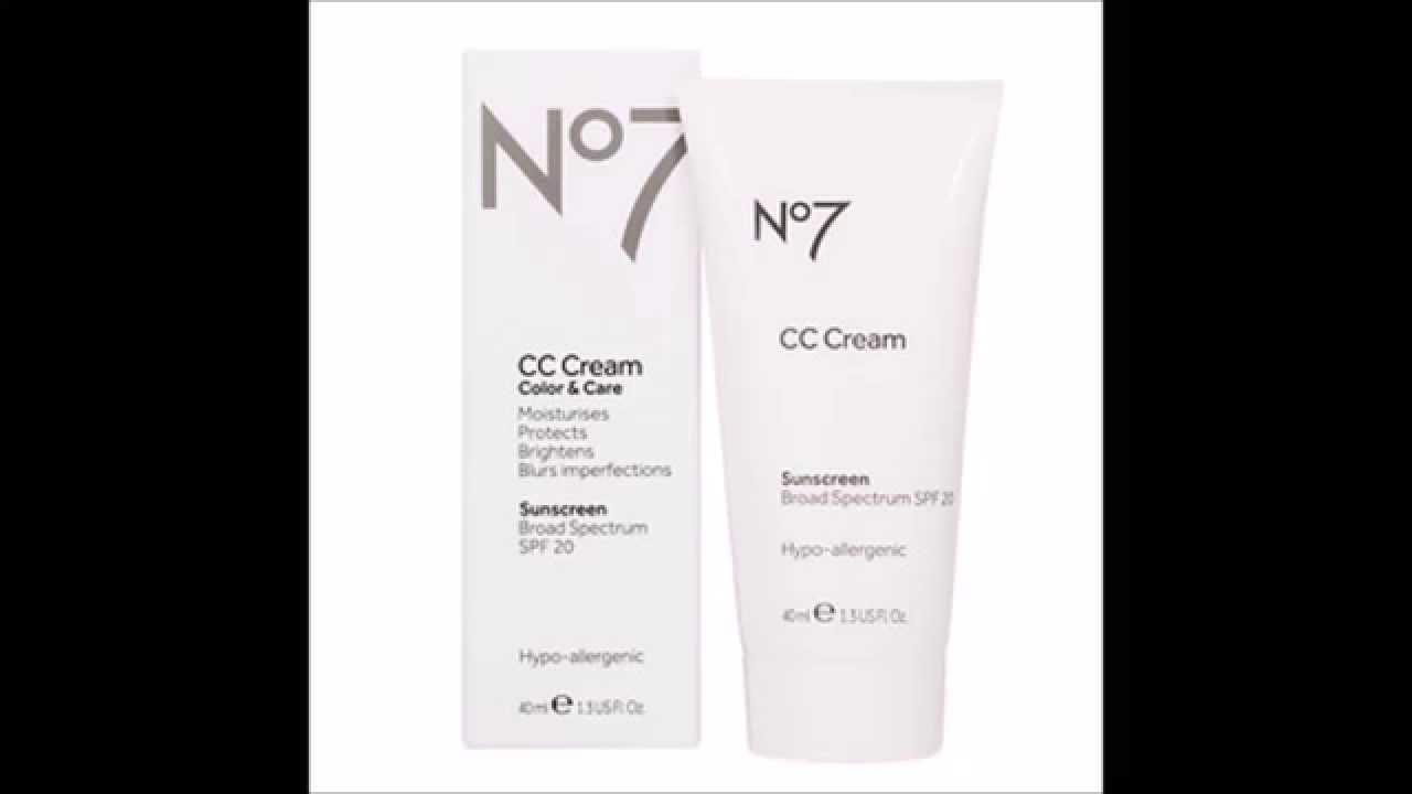 CC Cream by no7 #15