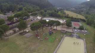 St Jean du Gard Camping Mas de la Cam 2