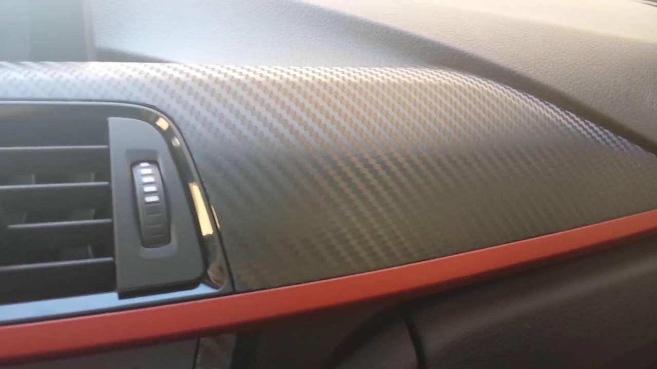 Interni Carbon Look Bmw F30 Youtube