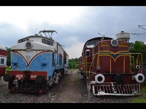 Indian Railway Museum, Howrah, Kolkata thumbnail