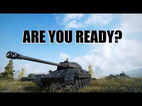 WOT - Are You Ready For Something Epic? | World of Tanks