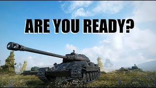 WOT - Are You Ready For Something Epic?   World of Tanks