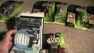 Star Wars Expanded Universe Action Figures Review