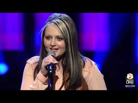 Kayla Slone Live at the Grand Ole Opry - Coal Miner's Daughter