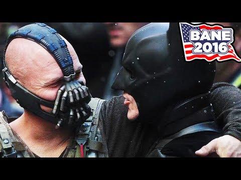 Dark Knight Rises Deleted Scene - Vote for Bane 2016!