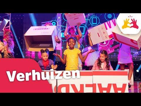 Verhuizen - Live in Concert 2018 - Kinderen voor Kinderen