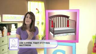 Safe & Sound For Baby: Crib Safety