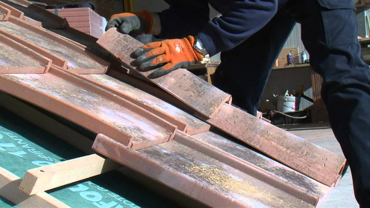 Solava Tuscany Clay Roof Tile Roman Pans Youtube