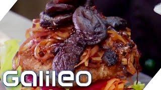 Veganes Burger-Restaurant | Galileo | ProSieben