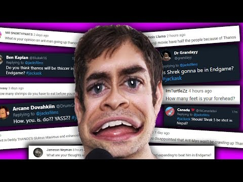 These are getting harder to do. (JackAsk #92)