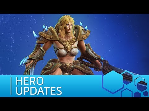 Sonya Update Spotlight – Heroes of the Storm