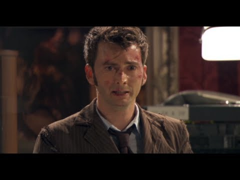 """10th Doctor: """"I could do so much more..."""""""