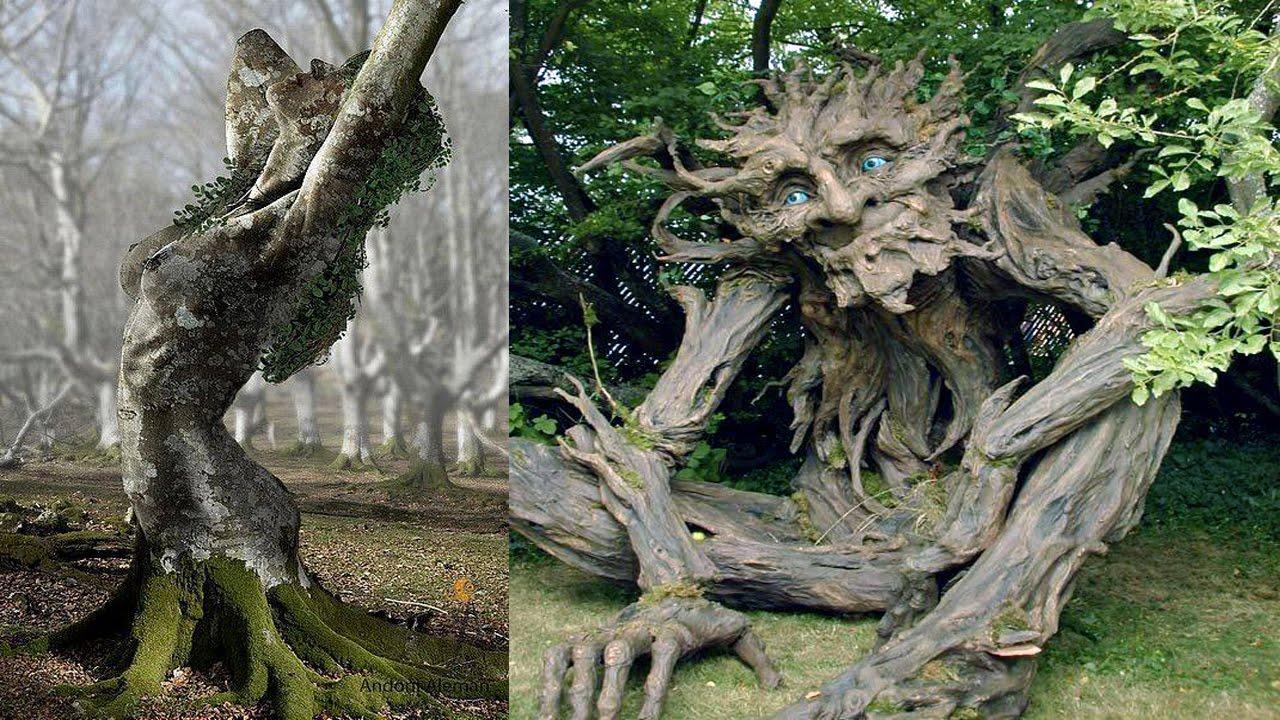 Fantastical Living Garden Sculptures Youtube
