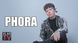 Phora on Mixed Race Rappers Like J.Cole and Logic Being Questioned