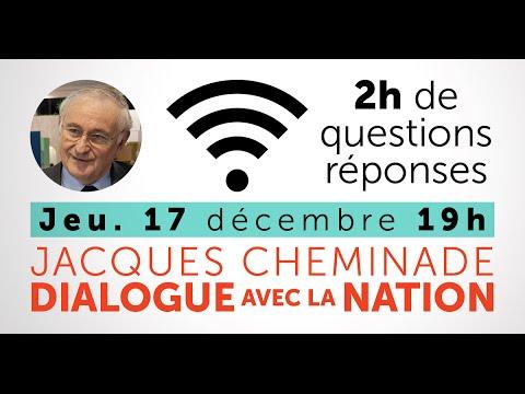 Dialogue avec la Nation #4 - 17 décembre 2015