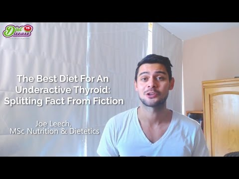The Best For An Underactive Thyroid Splitting Fact From Fiction