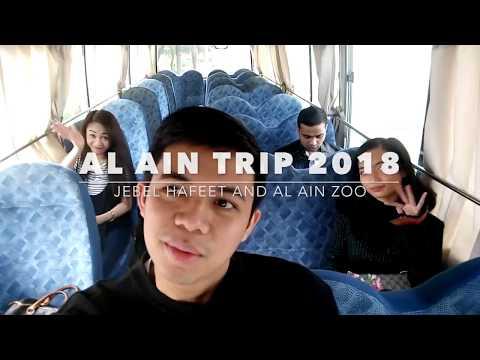 Al Ain Trip 2018